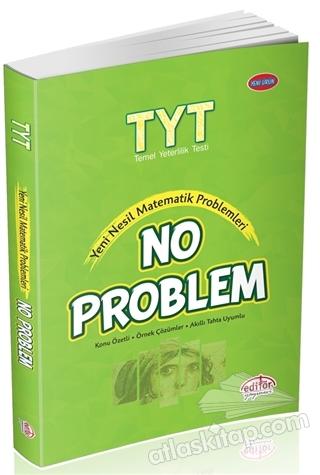 TYT NO PROBLEM ( YENİ NESİL MATEMATİK PROBLEMLERİ )