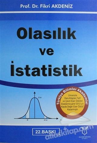 OLASILIK VE İSTATİSTİK (  )