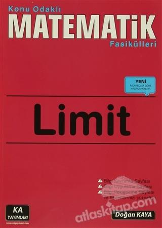 LİMİT - KONU ODAKLI MATEMATİK FASİKÜLLERİ (  )