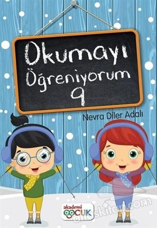 OKUMAYI ÖĞRENİYORUM - 9 (  )