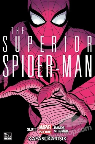 THE SUPERİOR SPİDER-MAN 2 - KAFASI KARIŞIK (  )