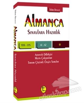 ALMANCA SINAVLARA HAZIRLIK (  )