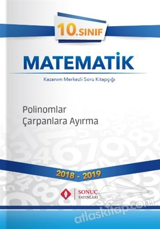 10. SINIF MATEMATİK POLİNOMLAR ÇARPANLARA AYIRMA (  )