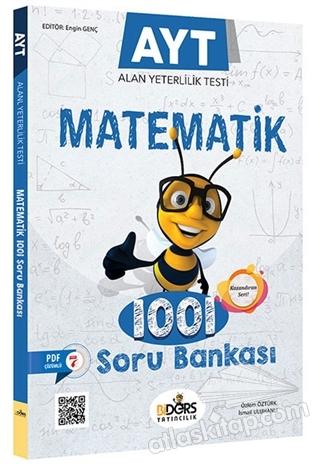AYT MATEMATİK 1001 SORU BANKASI (  )