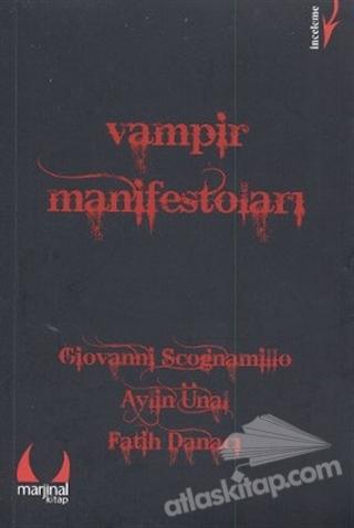 VAMPİR MANİFESTOLARI (  )