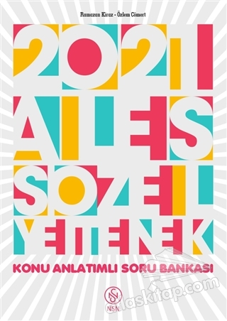 2021 ALES SÖZEL YETENEK KONU ANLATIMLI SORU BANKASI (  )