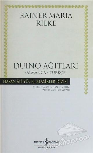 DUİNO AĞITLARI ( ALMANCA-TÜRKÇE ) (  )
