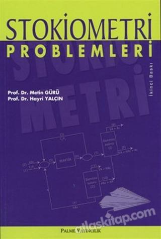 STOKİOMETRİ PROBLEMLERİ (  )
