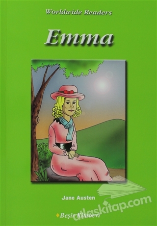 EMMA LEVEL-3 ( WORLDWİDE READERS )