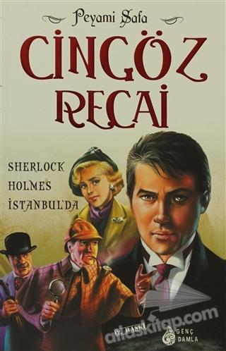 CİNGÖZ RECAİ - SHERLOCK HOLMES İSTANBUL'DA (  )