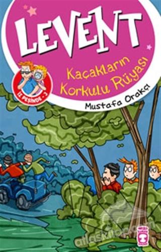 LEVENT - KAÇAKLARIN KORKULU RÜYASI (  )