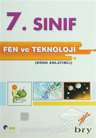 7. SINIF FEN VE TEKNOLOJİ (KONU ANLATIMLI) (  )