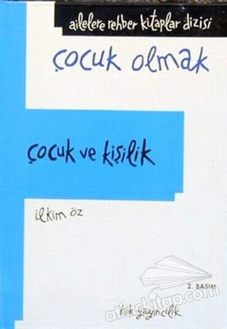 ÇOCUK VE KİŞİLİK (CİLTLİ) (  )