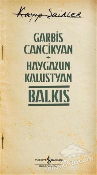 HAYGAZUN KALUSTYAN - BALKIS (  )