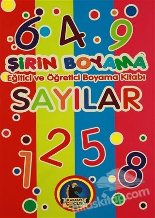 ŞİRİN BOYAMA - SAYILAR (  )