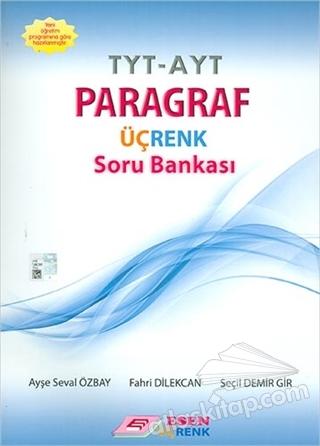 TYT-AYT PARAGRAF SORU BANKASI (  )