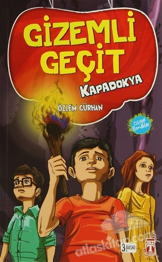 GİZEMLİ GEÇİT KAPADOKYA (  )