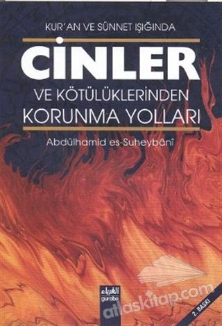 CİNLER VE KÖTÜLÜKLERDEN KORUNMA YOLLARI (  )
