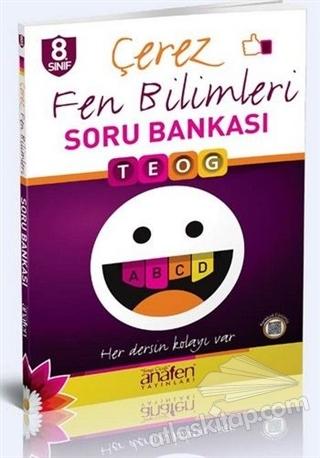 8. SINIF ÇEREZ FEN BİLİMLERİ SORU BANKASI (  )