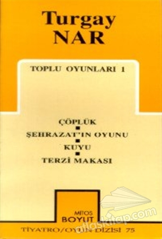TOPLU OYUNLARI 1 ÇÖPLÜK / ŞEHRAZAT'IN OYUNU / KUYU / TERZİ MAKASI (  )