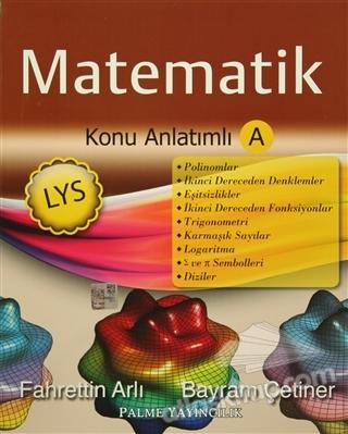 LYS MATEMATİK KONU ANLATIMLI A (  )