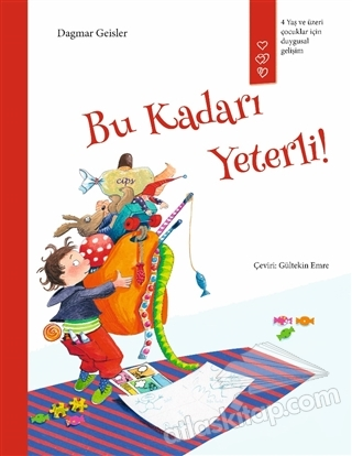 BU KADARI YETERLİ! (  )