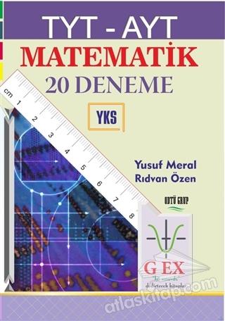 TYT - AYT MATEMATİK 20 DENEME (  )