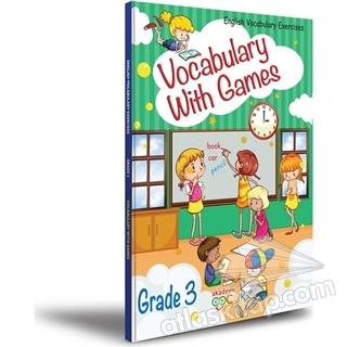 VOCABULARY WİTH GAMES GRADE 3 (  )