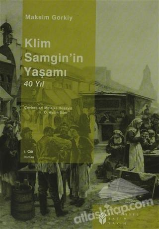 KLİM SAMGİN'İN YAŞAMI 40 YIL 1. CİLT (  )