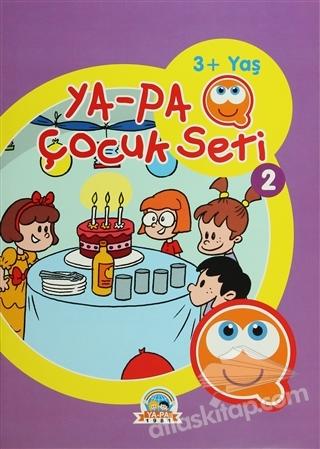 YA-PA ÇOCUK SETİ 2 (  )