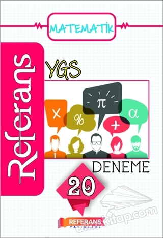 2017 YGS MATEMATİK 20 DENEME (  )
