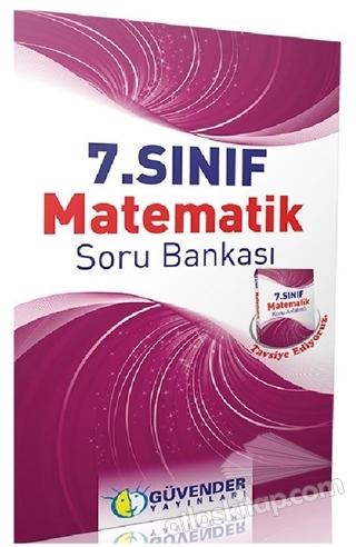 7. SINIF  MATEMATİK  SORU BANKASI (  )