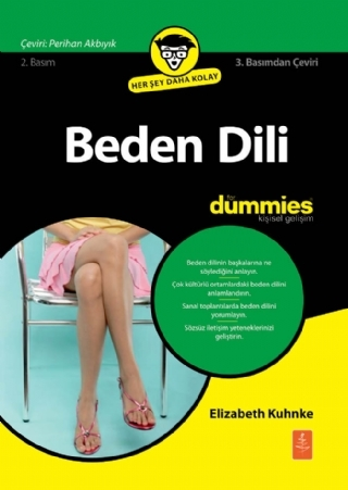 BEDEN DİLİ FOR DUMMİES- BODY LANGUAGE FOR DUMMİES ( BEDEN DİLİ FOR DUMMİES- BODY LANGUAGE FOR DUMMİES )