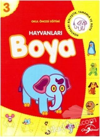 HAYVANLARI BOYA 3 (  )