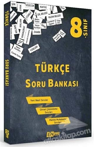8. SINIF TÜRKÇE SORU BANKASI (  )
