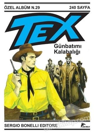 TEx ÖZEL SERİ 5 ( GÜNBATIMI KALABALIĞI )