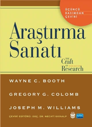ARAŞTIRMA SANATI - THE CRAFT OF RESEARCH ( ARAŞTIRMA SANATI - THE CRAFT OF RESEARCH )