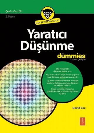 YARATICI DÜŞÜNME FOR DUMMİES ( YARATICI DÜŞÜNME FOR DUMMİES - CREATİVE THİNKİNG FOR DUMMİES )