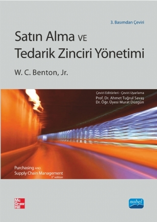 SATIN ALMA VE TEDARİK ZİNCİRİ YÖNETİMİ - PURCHASİNG AND SUPPLY CHAİN MANAGEMENT ( SATIN ALMA VE TEDARİK ZİNCİRİ YÖNETİMİ - PURCHASİNG AND SUPPLY CHAİN MANAGEMENT )
