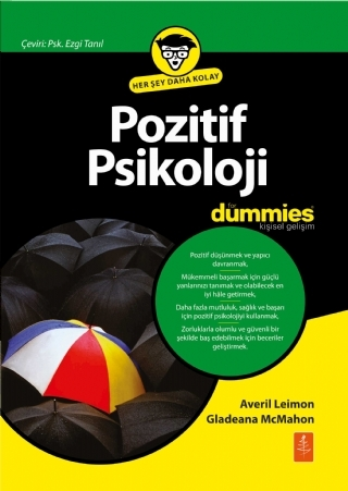 POZİTİF PSİKOLOJİ FOR DUMMİES - POSİTİVE PSYCHOLOGY FOR DUMMİES ( POZİTİF PSİKOLOJİ FOR DUMMİES - POSİTİVE PSYCHOLOGY FOR DUMMİES )