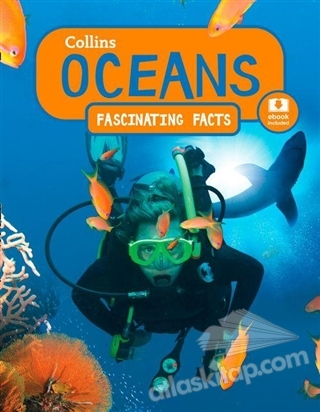 OCEANS - FASCİNATİNG FACTS (EBOOK İNCLUDED) (  )