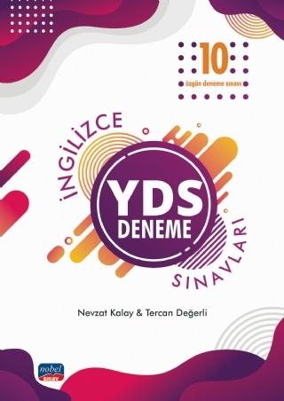 2019 YDS DENEME - İNGİLİZCE - 10 ÖZGÜN DENEME SINAVI ( 2019 YDS DENEME - İNGİLİZCE - 10 ÖZGÜN DENEME SINAVI )