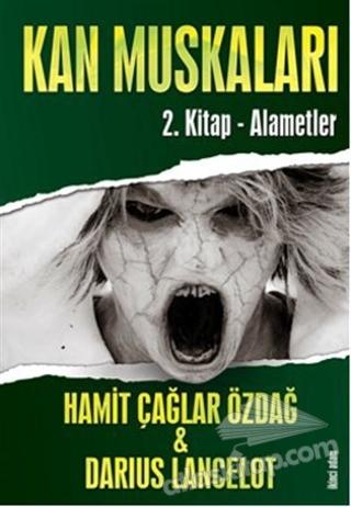 KAN MUSKALARI - 2. KİTAP ALAMETLER (  )