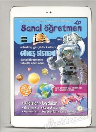 SANAL ÖĞRETMEN - GÜNEŞ SİSTEMİ (  )