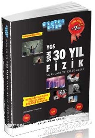 2017 YGS SON 30 YIL FİZİK SORULARI VE ÇÖZÜMLERİ (  )