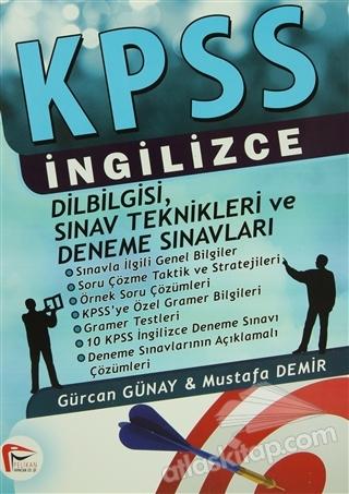 KPSS İNGİLİZCE DİLBİLGİSİ SINAV TEKNİKLERİ VE DENEME SINAVLARI SETİ (  )