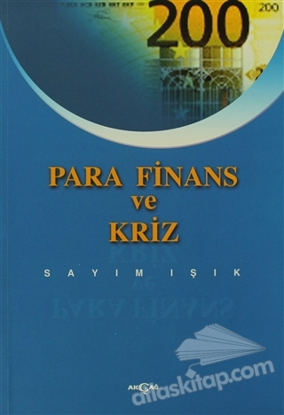 PARA FİNANS VE KRİZ (  )
