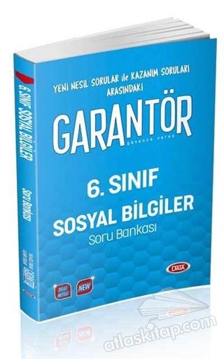 6. SINIF GARANTÖR SOYSAL BİLGİLER SORU BANKASI (  )