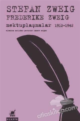MEKTUPLAŞMALAR 1912-1942 (  )