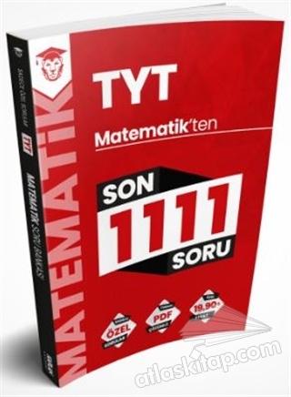 2022 TYT MATEMATİK'TEN SON 1111 SORU (  )